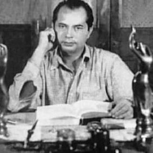 বাংলা চলচ্চিত্রের বিস্মৃত নক্ষত্র বিমল রায়