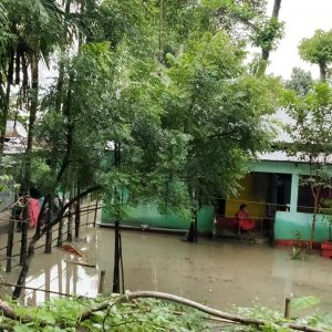 ফু্ঁসছে নদী, ভাসছে উত্তরবঙ্গের একাধিক জায়গা, জলবন্দি অবস্থায় দিন গুজরান কয়েকশো পরিবারের