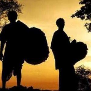 রুটি-রুজিতে লকডাউন! প্রথা অনুযায়ী মহালয়াতেও বায়না মেলেনি ঢাকিদের