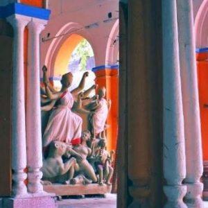 ১৫৬৮ থেকেই আন্দুলের এই জমিদার বাড়িতে জারি মা দুর্গার আরাধনা, যার জৌলুস কমেনি আজও!