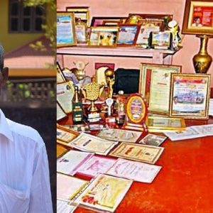 ইচ্ছাশক্তির জয়! সামান্য রোজগারের টাকা জমিয়েই আস্ত এক বিদ্যালয় গড়ার নজির ফল বিক্রেতার