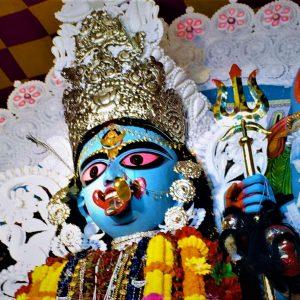 অতিমারী পরিস্থিতিতে নবদ্বীপের বুকে রসবিহীন 'রাস' উৎসব!