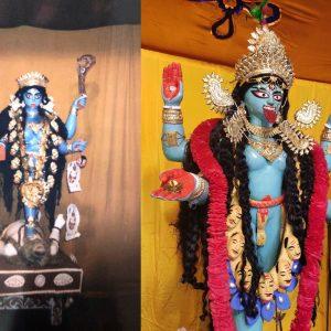 ৯৫ বছরে পা রাখছে নারকেলডাঙা বোসপাড়ার বিখ্যাত কালী পুজো!