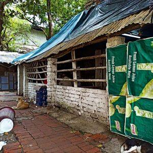 পোস্ট অফিস ক্যান্টিন! যেন যাদবপুর বিশ্ববিদ্যালয়ের এক পুরনো চিঠি