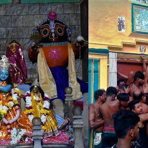 মহামারী রুখে দিল গুপ্তিপাড়ায় জগন্নাথের সেই ভান্ডার লুট!