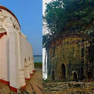 খৃষ্ট আর কৃষ্ট একই! সাক্ষী শ্রীরামপুরের হেনরি মার্টিন প্যাগোডা ওরফে ভাঙা মন্দির