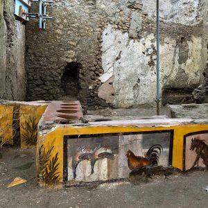 দু'হাজার বছর আগের ফাস্ট ফুড স্টলটিতে বিরিয়ানিই ছিল শো-স্টপার!