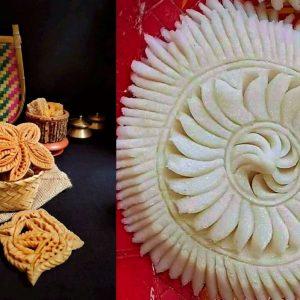 পূর্ববঙ্গের 'নকশী পিঠা', বাঙালি নারীদের শিল্পী মনের প্রকাশ রান্নাঘরে!
