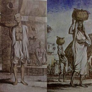 কলকাতার বুকে হারিয়ে যাওয়া নানা শব্দের মাঝেই লুকিয়ে ফেরিওয়ালার ডাকও