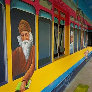 সুস্থ থাক শিশু মন! 'শিশু বান্ধব স্কুল' গড়ে তাক লাগাল নয়াগ্রাম প্রাথমিক বিদ্যালয়